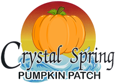 Crystal Spring Pumpkin Patch Logo