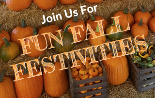 Join Us For Fun Fall Festivities! 🎃 1